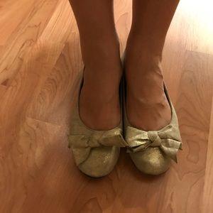 Cute bow flats 🎀